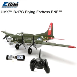 엑스캅터 - E-Flite UMX B-17G Flying Fortress (MLP4DSM 포함)