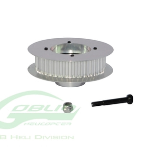 엑스캅터 - Aluminum Front Tail Pulley - Goblin 770/Goblin 700 Competition [H0172-S]