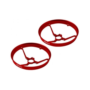 엑스캅터 - 라콘헬리 CNC AL 7mm Motor Mount (Red) (for IDTX981)