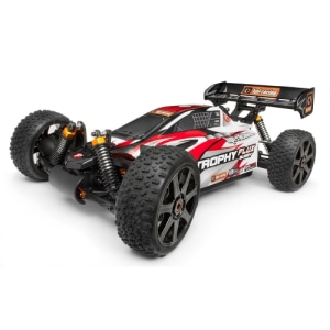 엑스캅터 - HPI Racing 1/8 Trophy Buggy Flux 2.4GHz RTR(100Km/h +)