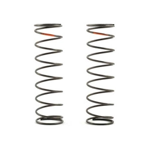 엑스캅터 - Team Losi Racing 16mm EVO Rear Shock Spring Set (Orange - 4.0 Rate) (2)