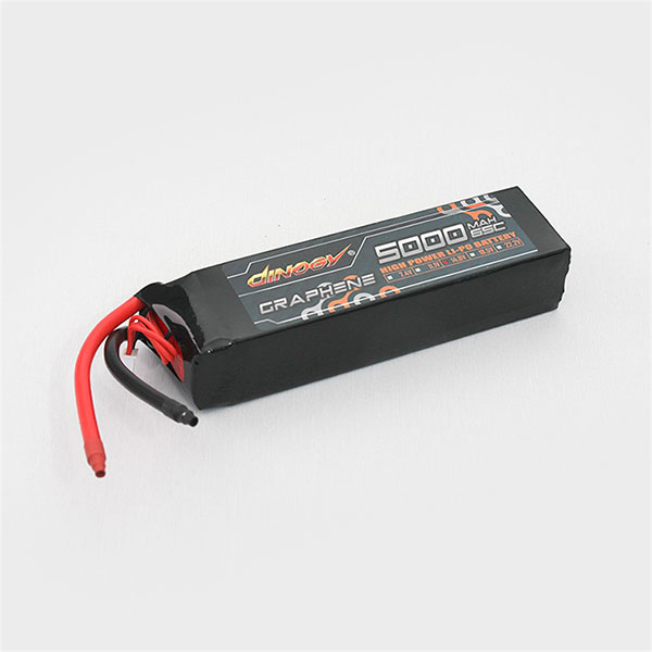 엑스캅터 - 다이노지 Graphene 5000mAh 4S 65C (Light Weight)