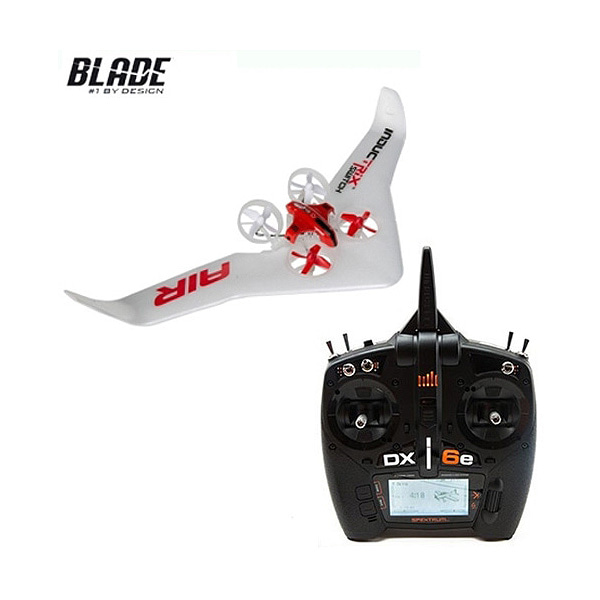 엑스캅터 - E-FLITE(Blade) Inductrix Switch Air RTF (DX6 version)