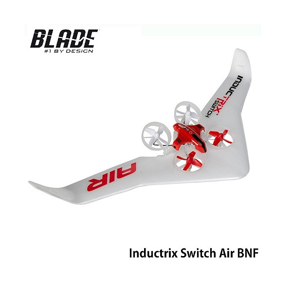 엑스캅터 - E-FLITE(Blade) Inductrix Switch Air BNF