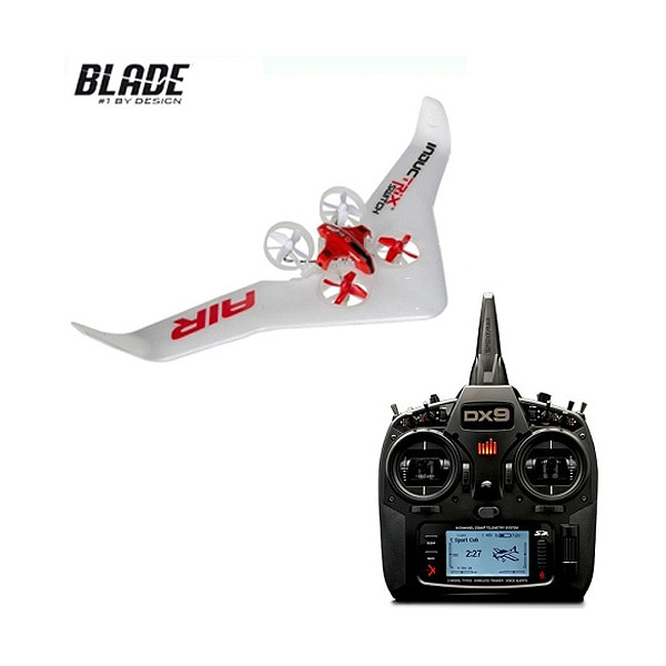 엑스캅터 - E-FLITE(Blade) Inductrix Switch Air RTF (DX9 version)