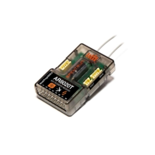 엑스캅터 - AR8020T DSMX 8-Channel Telemetry Receiver - 벌크포장